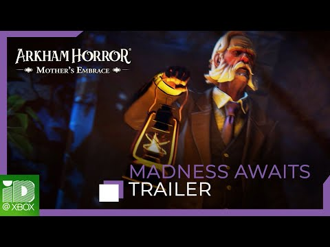 Arkham Horror: Mother's Embrace - Madness Awaits Trailer de Arkham Horror: Mother's Embrace