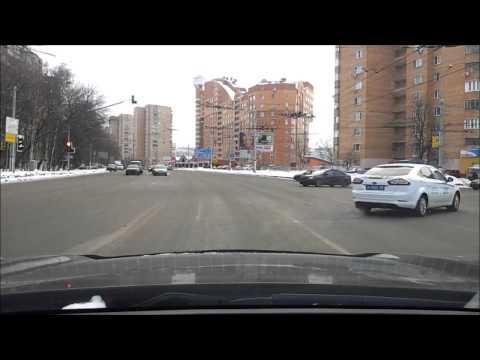 Наглость водителей не знает границ / видео
