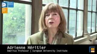 European Banking Union Democracy, Technocracy and ... | Adrienne Heritier - former EUI