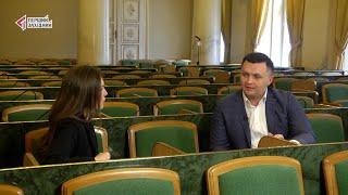 Євгеній Гірник, перший заступник голови Львівської облради