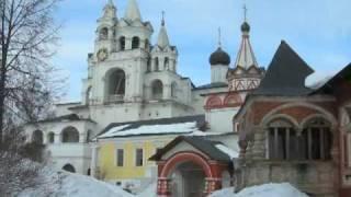 Звенигород Март 2010