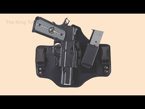 Galco King Tuk2 Holster Reigns IWB