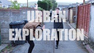 Urban Exploration GONE HORRIBLY WRONG