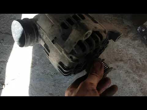 Ремонт генератора е53 BMW X5