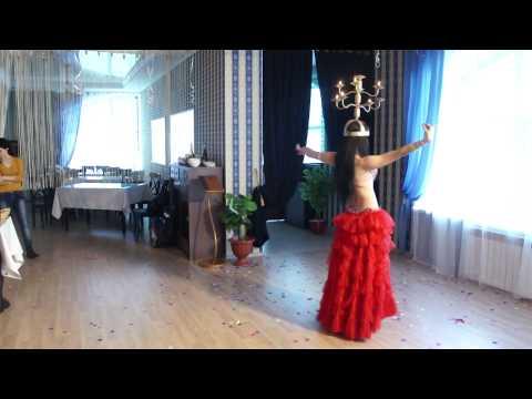 Юбилей (татарский колорит) 50 лет Выступление артистов - танцы