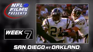 Chargers 'Marty-Ball' Takes Down Raiders Voodoo | NFL Films Presents