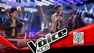 "The Voice Kids Philippines Battles ""I Don't Wanna Miss a Thing"" by Junmark, Nathan & Douglas"