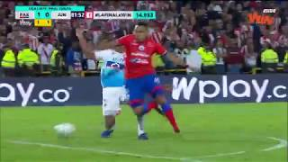 Pasto Vs. Junior (1-0) | Liga Aguila 2019-I | Final Vuelta