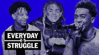 Everyday Struggle - 21 Savage Immigration Issues, 6ix9ine Pleads Guilty, Desiigner Calls Out Kanye