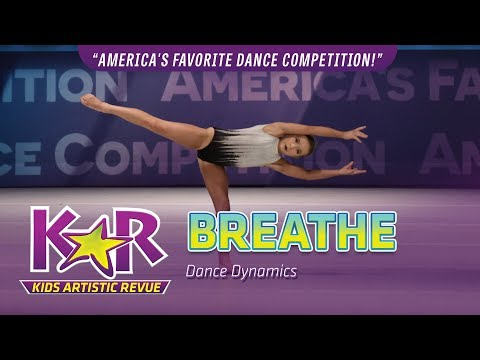"""Breathe"" from Dance Dynamics"