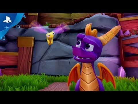 Trailer de Spyro Reignited Trilogy