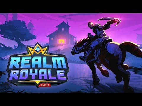 Realm Royale Arrives on Steam Early Access & Everyone's Welcome