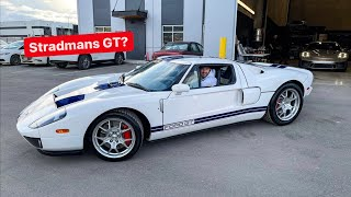 TWIN TURBO FORD GT PROJECT FOR DAVE?!