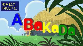 01 A Ba Ka Da