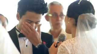 Ian Cid Rhyselle Wedding Vows