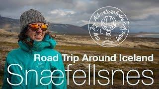 Snæfellsnes Peninsula, Fermented Shark, Happy Campers Van! | Adventureholix | Season 1 Episode 3