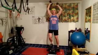 8 min Lateral Thigh Trainer - home workout ✔