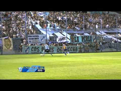 """""""Hinchada de TEMPERLEY vs Atlanta - Soy Celeste x Tv"""" Barra: Los Inmortales • Club: Temperley"""