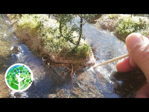 art installation model river tutorial by merricak