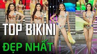 Top những thí sinh mặc trang phục bikini xinh đẹp nhất Chung khảo phía Nam | Miss World Việt Nam