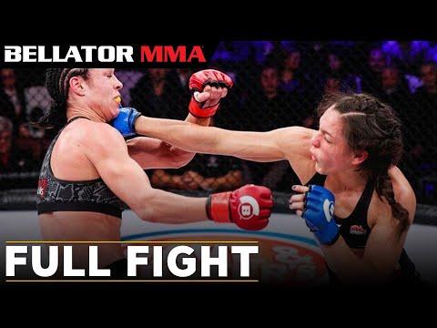 Full Fight | Alejandra Lara vs. Lena Ovchynnikova - Bellator 190
