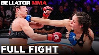 Full Fight | Alejandra Lara vs. Lena Ovchynnikova - Bellator 190