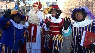 Sinterklaas in Loon op Zand 2018 - Langstraat TV