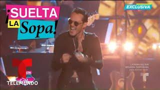 Marc Anthony Vuelve A Sus Raíces Salseras | Suelta La Sopa | Entretenimiento