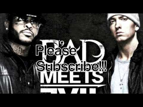 Bad Meets Evil - The Reunion (Instrumental w/ Hook)