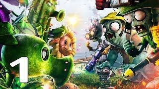 "Plants VS Zombies Garden Warfare | Let's Play en Español | Capitulo 1 ""Esto es la guerra!!"""