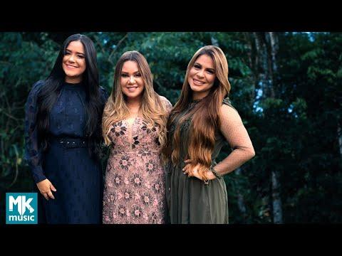 Sarah Farias, Stella Laura e Valesca Mayssa - Deus Não Vai Parar