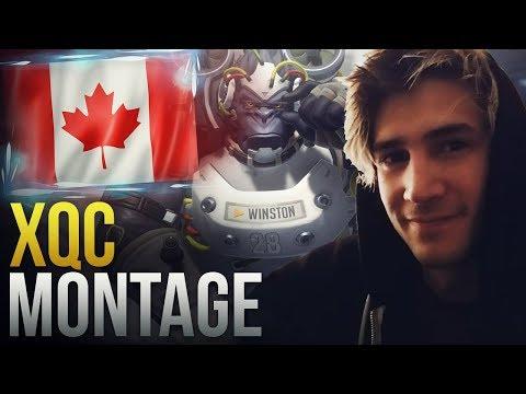 加拿大坦克之神-XQC