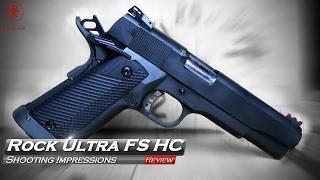 Rock Island Armory M1911 Rock Ultra Fs Hc Reviews New