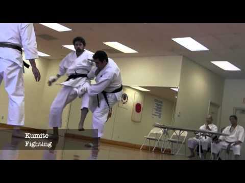 Black Belt Karate Test - YouTube