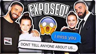 Why Drake texting 14 year olds? (Millie Bobby Brown)
