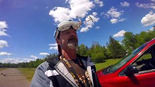 Along the Sky - FPV Freestyle Raw with Commentary
