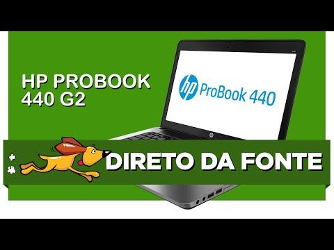 HP Probook 440 G2 - Direto da Fonte