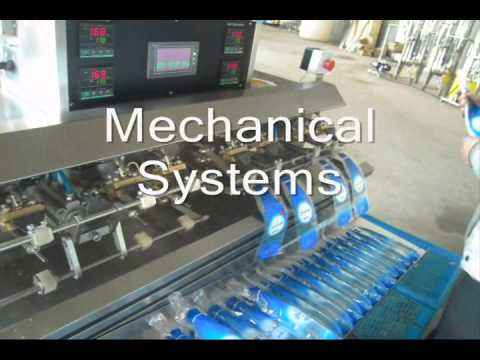 2,4,8 Head Ice Lolly Filling Machine