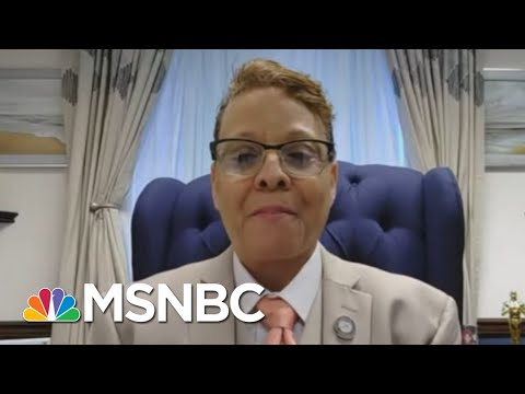 Nevada Passes Law To Make Voting Easier, Defying Trump Bluster | Rachel Maddow | MSNBC