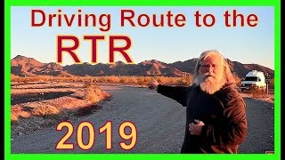 Driving the Road to RTR 2019