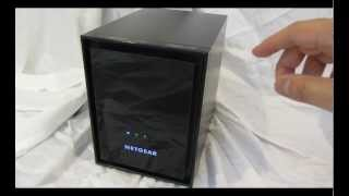 ReadyNAS EDA500 5-Bay Expansion Chassis Hardware Overview | NETGEAR