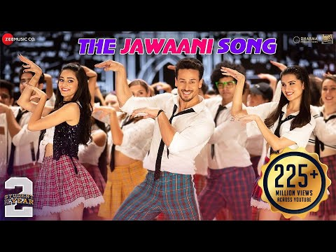 New Movie Student of the Year 2 Best Song Ye Jawaani by Tiger Shroff Tara Ananya