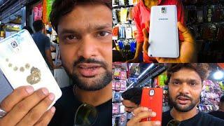 Manish Market Mumbai | Mumbai ka wholesale mobile market | Vlog#71 | WTF DIL