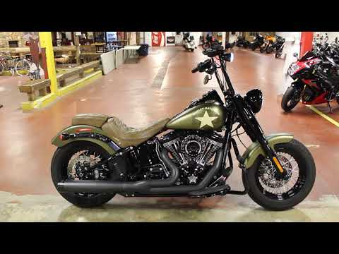 2016 Harley-Davidson Softail Slim® S in New London, Connecticut - Video 1