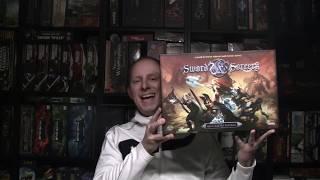 Review - Sword and Sorcery von Ares Games - Kooperativer Dungeoncrawler [DEUTSCH]