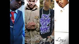 Hot Dollar Feat  Pitbull, Yung Berg & K Young - All Night Long