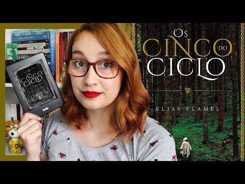 Os Cinco do Ciclo (Elias Flamel) | Resenhando Sonhos