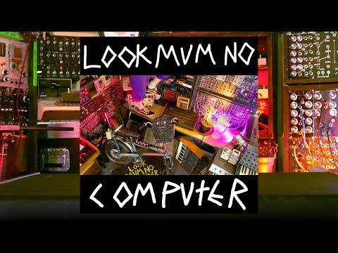 LOOK MUM NO MIXTAPE - LOOK MUM NO COMPUTER