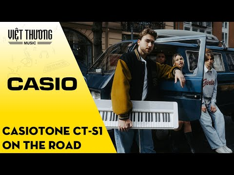 On the Road with Casiotone CT-S1
