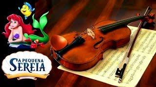 A Pequena Sereia - Part Of Your World (Disney) - Violino - Instrumental - Casamento Espaço Vdara